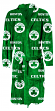 "Boston Celtics NBA ""Facade"" Men's Micro Fleece Robe"