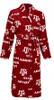 "Texas A&M Aggies NCAA ""Facade"" Men's Micro Fleece Robe"