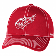 "Detroit Red Wings Reebok NHL ""High Stick"" Slouch Adjustable Hat"