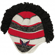 "Washington Capitals Reebok NHL 2015 ""Face-Off"" Spiked Mohawk Knit Hat"