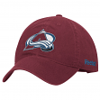 Colorado Avalanche Reebok NHL Basics Slouch Adjustable Hat