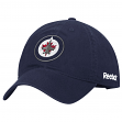 Winnipeg Jets Reebok NHL Basics Slouch Adjustable Hat