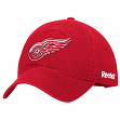 Detroit Red Wings Reebok NHL Basics Slouch Adjustable Hat