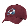 Colorado Avalanche Reebok NHL Basics Structured Adjustable Hat