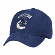 Vancouver Canucks Reebok NHL Basics Structured Adjustable Hat