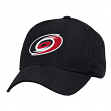 Carolina Hurricanes Reebok NHL Basics Structured Adjustable Hat