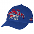"New York Americans CCM NHL ""Vintage"" Structured Adjustable Hat"