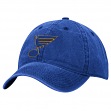 """St. Louis Blues CCM NHL """"Old School"""" Garment Washed Slouch Adjustable Hat"""