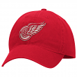 "Detroit Red Wings CCM NHL ""Timeless"" Slouch Adjustable Hat"