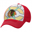 "Chicago Blackhawks Reebok NHL 2015 ""Face-Off"" Structured Flex Hat"