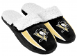 Pittsburgh Penguins NHL 2013 Men's Sherpa Slide Slippers