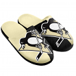 Pittsburgh Penguins NHL Men's Split Color Slide Slippers