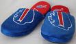 Buffalo Bills NFL Men's All Over Logo Slide Slippers