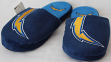 San Diego Chargers NFL Men's All Over Logo Slide Slippers