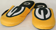 Green Bay Packers NFL Men's All Over Logo Slide Slippers