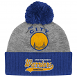 "San Francisco Warriors Mitchell & Ness NBA ""Tailsweep"" Retro Cuffed Pom Knit Hat"