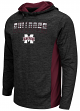 "Mississippi State Bulldogs NCAA ""Sleet"" Pullover Men's Hooded Jacket"