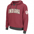 "Indiana Hoosiers NCAA ""Flurry"" Pullover Hooded Men's Sweatshirt"