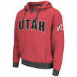 "Utah Utes NCAA ""Flurry"" Pullover Hooded Men's Sweatshirt"