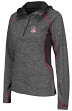 "Arizona Wildcats Women's NCAA ""Downhill"" 1/4 Zip Hooded L/S Wind Shirt"
