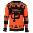 "San Francisco Giants MLB Men's ""Big Logo"" Ugly Sweater"