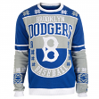 Brooklyn Dodgers MLB Men's Cotton Retro Sweater