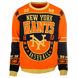 New York Giants MLB Men's Cotton Retro Sweater