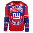 New York Giants Men's NFL Cotton Retro Sweater