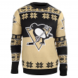 "Pittsburgh Penguins Men's NHL ""Big Logo"" Ugly Sweater"