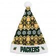 Green Bay Packers 2015 NFL Knit Santa Hat