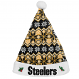 Pittsburgh Steelers 2015 NFL Knit Santa Hat
