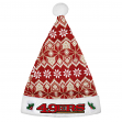 San Francisco 49ers 2015 NFL Knit Santa Hat