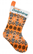 Miami Dolphins 2015 NFL Knit Christmas Stocking