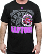 "Toronto Raptors Majestic NBA ""Success"" Fluorescent Logo Men's T-Shirt"