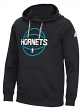 Charlotte Hornets Adidas NBA Men's Climawarm Team Issue Hooded Sweatshirt