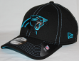 Carolina Panthers New Era NFL 39THIRTY Team Color Stitched Neo Flex Fit Hat