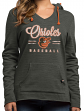"Baltimore Orioles Women's Majestic MLB ""Chase The Dream"" Hooded Sweatshirt"