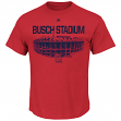 St. Louis Cardinals Majestic MLB Comeback Cooperstown Short Sleeve Men's T-Shirt