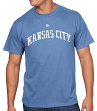 George Brett Kansas City Royals MLB Majestic Cooperstown Player Blue T-Shirt