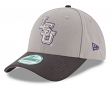 """LSU Tigers New Era NCAA 9Forty """"The League"""" Adjustable Hat - Gray"""
