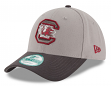"South Carolina Gamecocks New Era NCAA 9Forty ""The League"" Adjustable Hat - Gray"