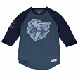"Chicago White Sox MLB Mitchell & Ness ""Top of the Inning"" Men's 3/4 Sleeve Shirt"