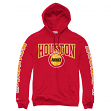 "Houston Rockets Mitchell & Ness NBA ""Visiting Team"" Pullover Hooded Sweatshirt"