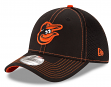 Baltimore Orioles New Era MLB 39THIRTY Crux Line Neo Flex Fit Hat