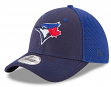 Toronto Blue Jays New Era MLB 39THIRTY Team Front Neo Flex Fit Hat