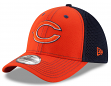 Chicago Bears New Era NFL 39THIRTY Team Front Neo Flex Fit Hat