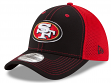 San Francisco 49ers New Era NFL 39THIRTY Team Front Neo Flex Fit Hat