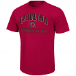 "South Carolina Gamecocks NCAA ""Contour"" Men's Short Sleeve Distressed T-Shirt"