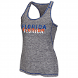 "Florida Gators Women's NCAA ""Race Course"" Performance Racer Back Tank Top"