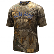 Notre Dame Fighting Irish NCAA Realtree Trail Men's Camo Performance S/S T-Shirt